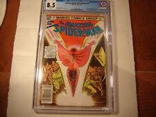"Amazing Spider-man - Annual #16  CGC 8.5 ""1st app. Monica Rambeau"" New Slab 1982"