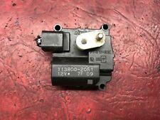 2005 TOYOTA AVENSIS D4D HEATER FLAP MOTOR 113800-2051