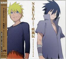 ANIMATION OST NARUTO SHIPPUDEN ORIGINAL SOUNDTRACK JAPAN CD