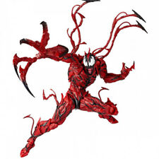 Marvel Carnage Red Venom No. Revoltech Series PVC Action Figure Toys Kids Gifts
