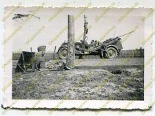 Foto, PKW, Horch 830 R Kübelwagen als Nachrichtenkraftwagen Kfz.15 (N)19460