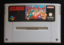 Super Punch Out for Super Nintendo PAL CART ONLY  SNES