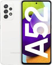 "SAMSUNG GALAXY A52 6GB+128GB AWESOME WHITE DUAL SIM NFC DISPLAY 6.5"" AMOLED IP67"