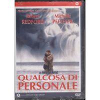 Qualcosa Di Personale DVD Michelle Pfeiffer / Robert Redforda Sig 8017229425639