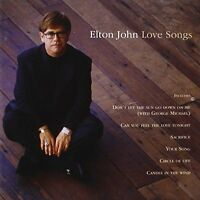 Elton John Love songs (1995) [CD]