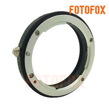 Metal Rear Lens Reverse Mount Protection Ring for Nikon F AI AF AF-S lens 52mm