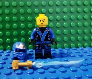 LEGO Ninjago Elemental Jay minifigure 2012