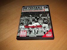 Die Fussball - EM Klassikersammlung 1 Viertelfinale 1972 England - Deutschland