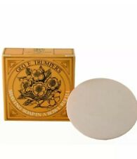 Geo F. Trumper Almond Hard Shaving Soap Refill - NIB