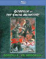 Godzilla Vs. Hedorah Blu-ray Brand New Sealed