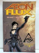 AEON FLUX by M Kennedy & T Green Graphic Novel (2006 Dark Horse Softcover) NEW