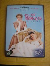 The Princess Diaries (DVD, 2002)