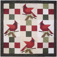 WINTER'S SONG WALL HANGING QUILT PATTERN, from Prairie Grove Peddler *NEW*