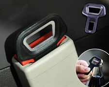 Car Vehicle Safety Seat Belt Buckle Insert Alarm Warning Cancel Stopper + Opener