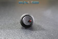 Round On Off Rocker Switch Mini Toggle Red Led 34 Mount Hole Ec 1213rd