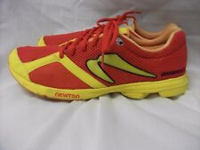 Newton Distance S Men's Running Shoes Size US 15  Red Yellow  000713