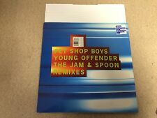 "RARE LIMITED EDITION DOUBLE PACK 12"" SINGLE * PET SHOP BOYS LIBERATION REMIXES *"