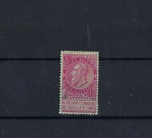 [LK15413] Belgium N°64 Royalty MH * COB € 105,00 2ND