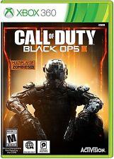 Call of Duty: Black Ops III (Microsoft Xbox 360) - FREE SHIPPING ™