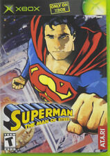 Superman: the Man of Steel Xbox New Xbox
