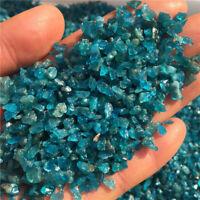 100g TOP!!! NATURAL Blue apatite QUARTZ Crystal Freedom Body/Wholesale