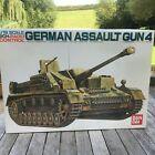 Bandai Sturmgeschutz 1/15 scale German assault gun 4 Kit for radio control