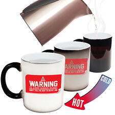 Funny Mugs - Danger Boss In A Bad Mood - Adult Humour Cheeky Magic NOVELTY MUG