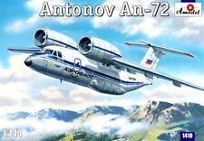 1/144  aircraft  Antonov An-72   Amodel 1410
