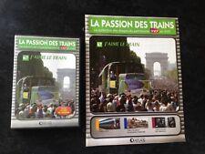 DVD LA PASSION DES TRAINS N°67 J'AIME LE TRAIN AVEC SON LIVRET