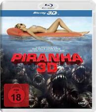 Piranha - Teil: 1  in 3D  [Blu-ray/FSK 18/NEU/OVP] von Alexandre Aja