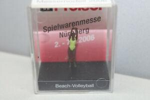 Preiser Figurines Beach Volleyball Gelber Trackies Exhibition Model Gauge H0 Ob