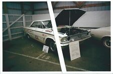 "Vintage NHRA Drag Racing-Dick Brannan's 1963 1/2 427 Ford ""Lightweight"" Galaxie"