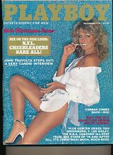 PLAYBOY DECEMBER 1978 VERY GOOD CONDITION GIFT FARRAH FAWCETT JOHN TRAVOLTA
