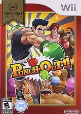 Punch-Out! - Nintendo Selects [Nintendo Wii, NTSC, Boxing, Little Mac Fight] NEW