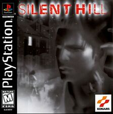 Playstation One PS1  SILENT HILL   Box Cover Photo Wall Poster Decor
