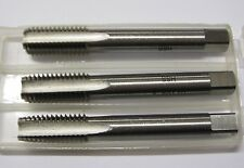 M4 x 0.7MM PITCH METRIC TAP SET OF 3 INCLUDING PLUG TAPER SECOND TAPS