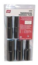 Lisle #23400: 5pc Transmission / Transaxle Plug Set.