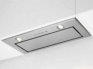 AEG Einbauhaube 80cm Completamente Integrato Telecomando Ventilato Scarico Cappa