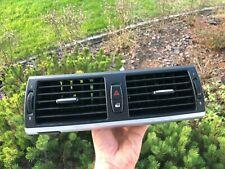 BMW X5 E70 Front Center Dash Dashboard Dash AC/ AC Heat Air Vent OEM