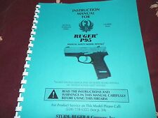 RUGER  P95,  PISTOL,    35 Pages