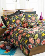 Riva Single Bright Multi Coloured Bengal Duvet Cover Set 100% Cotton 200 Thread