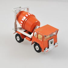 Gama mini-Faun transporte hormigoneras-orange
