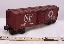 LIONEL NORTHERN PACIFIC REEFER BOX CAR 6-9214