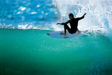 """Andy Irons Surfing in France 8x12"""" Photo Print by Pete Frieden"""