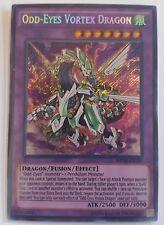 Yugioh Odd-Eyes Vortex Dragon MP16-EN13 Secret Rare - 1st Edition Card