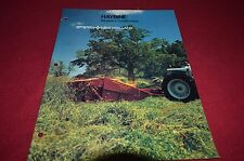 New Holland 1495 495 489 488 474 472 Haybine Dealer's Brochure DCPA 31047261-11-