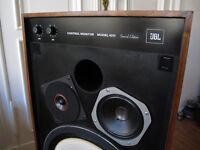 JBL 4311 Loudspeaker Foilcals , Pair ( two different versions)
