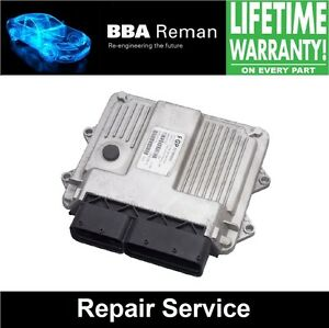 Vauxhall Corsa D 1.3 CDTI Engine ECU 55568383 KZ *Repair* Lifetime Warranty!*