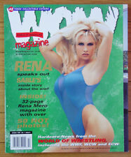 WOW World of Wrestling Magazine - Oct 1999 - Volume 1 Issue 6 #2  WCW, ECW, WWF