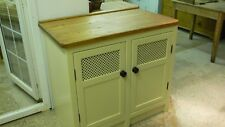 Handmade Shaker Freestanding Kitchen Base Cupboard Unit Painted In Your Colour.